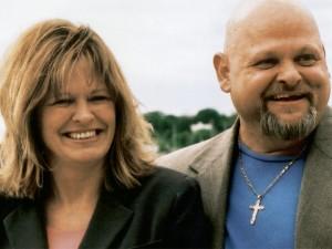 Betty Anne y Kenny Waters