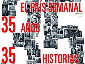 35 años, 35 historias