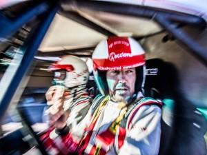 El primer Dakar a pilas