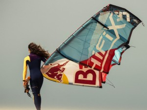 Gisela Pulido, la hija del viento