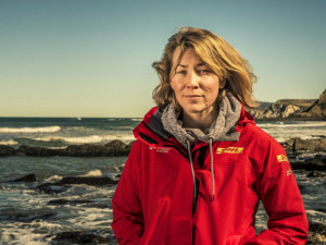 Susie Goodall, dar la vuelta al mundo en velero sin GPS